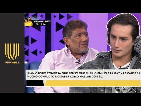 Juan Osorio pensaba que Emilio era gay | Montse&Joe - Unicable