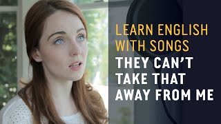 Learn English with Songs - They Can