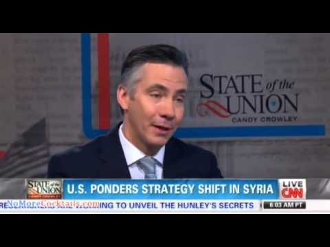 CNN's Jim Sciutto: Syria is becoming a new base for terrorists who want to target America