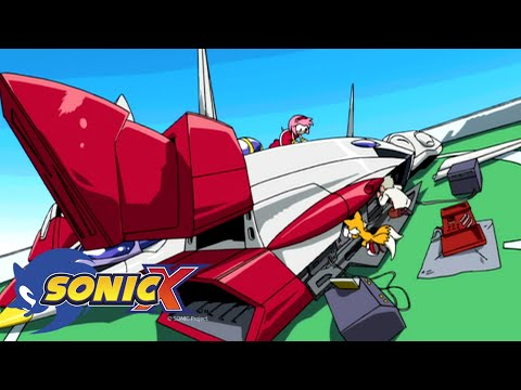 [OFFICIAL] SONIC X Ep47 - Map Of Mayhem