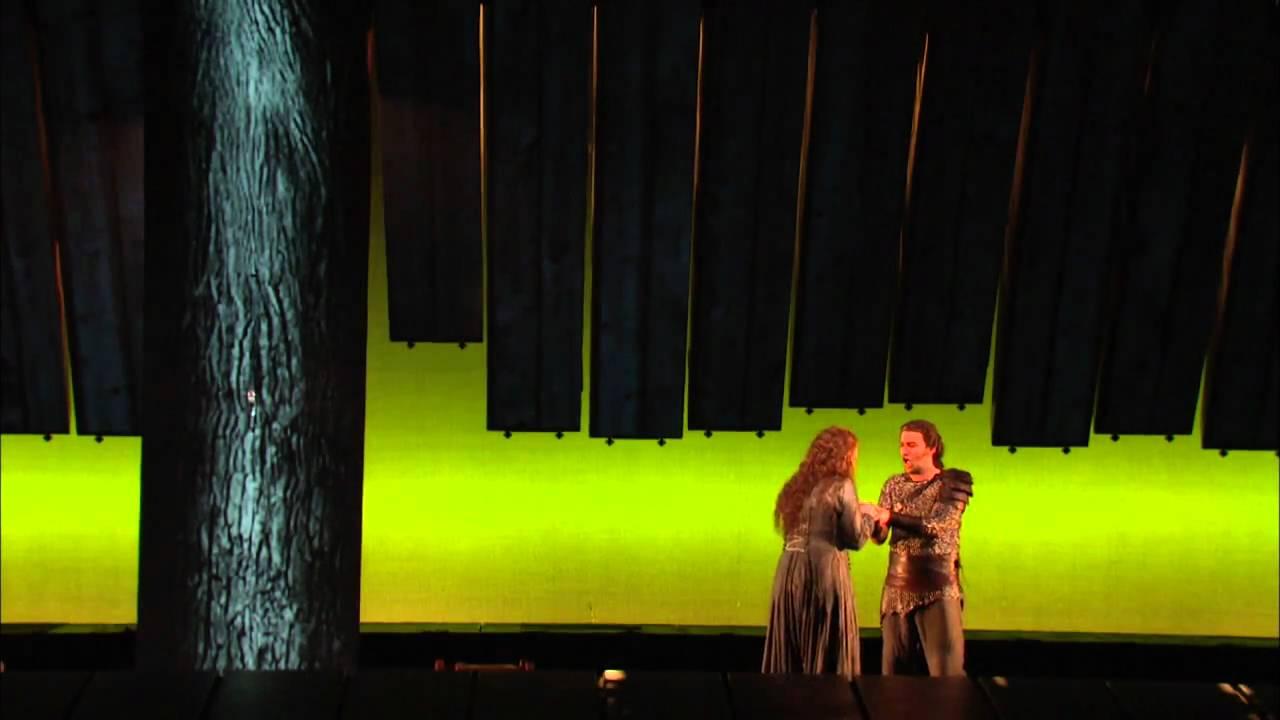 """Die Walküre: """"Wintersturme"""" -- Jonas Kaufmann (Met Opera)"""