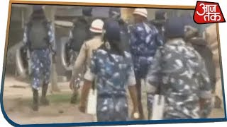 प. बंगाल: Raiganj में CPM उम्मीदवार Mohammed Salim के काफिले पर पत्थरों से हमला
