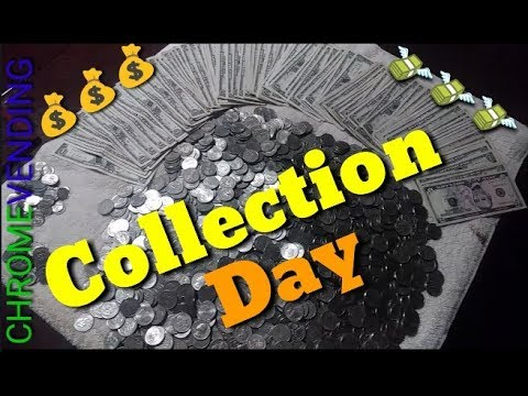 Collection Day Oct, 2018: How Much Did A Few Locations Bring???