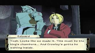 Let's Play Fullmetal Alchemist 2, Episode 41: Same Eyes, Different Ambitions