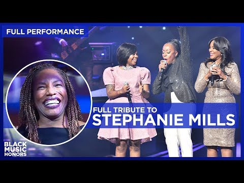 Patty Jackson: Patty TV - Black Music Honors Stephanie Mills and Bobby Brown