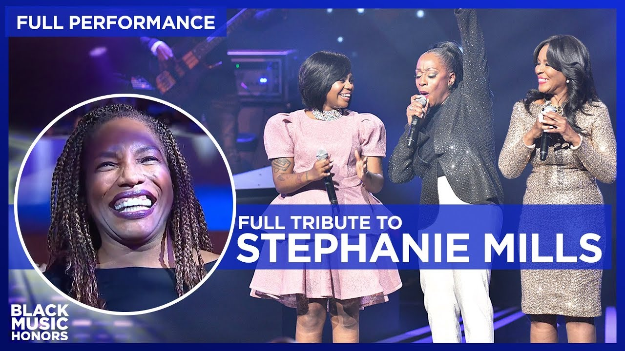 Stephanie Mills Is Honored at the Black Music Honors | Black Music Honors