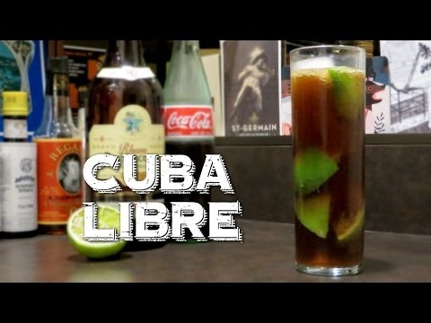 Cuba Libre - The Classic Highball That's More Than Just A Rum And Coke