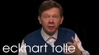 Eckhart Tolle TV: How do I respond to another