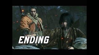 FINAL BOSS + OK ENDING - SEKIRO SHADOWS DIE TWICE Walkthrough Part 29 (Let's Play Commentary)