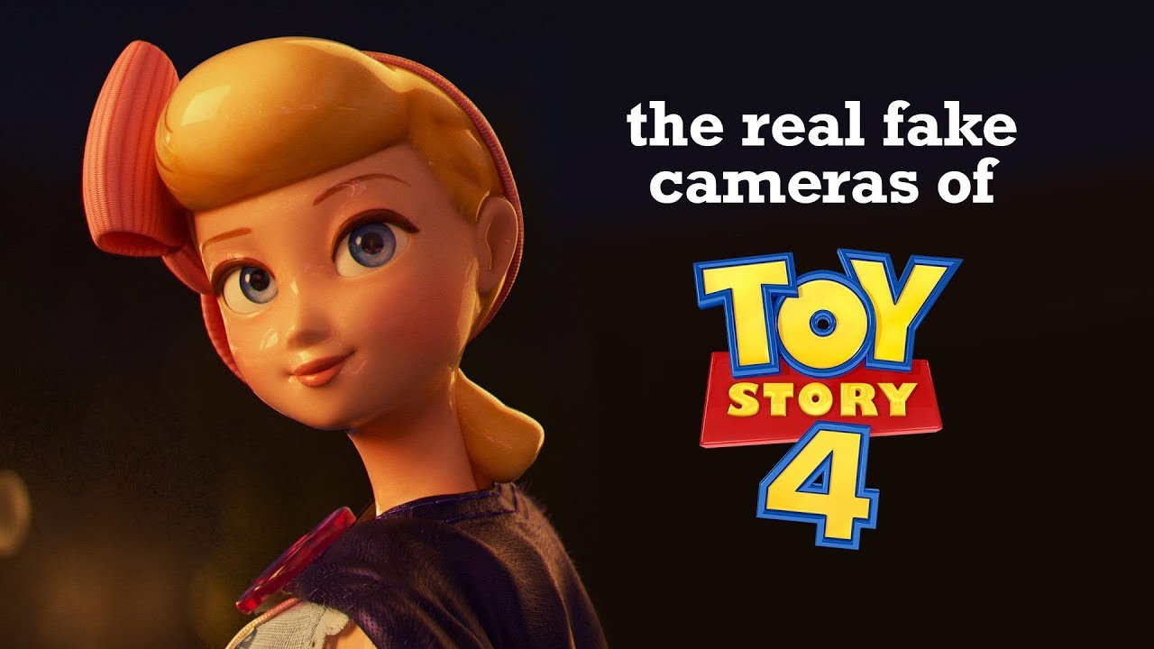 The Real Fake Cameras Of Toy Story 4