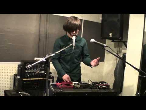Takeshi Saito(SNARE COVER)  with BOSS Loop Station