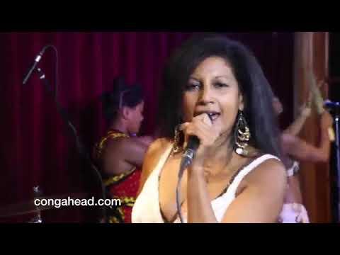 Razia Said performs Mifohazaa