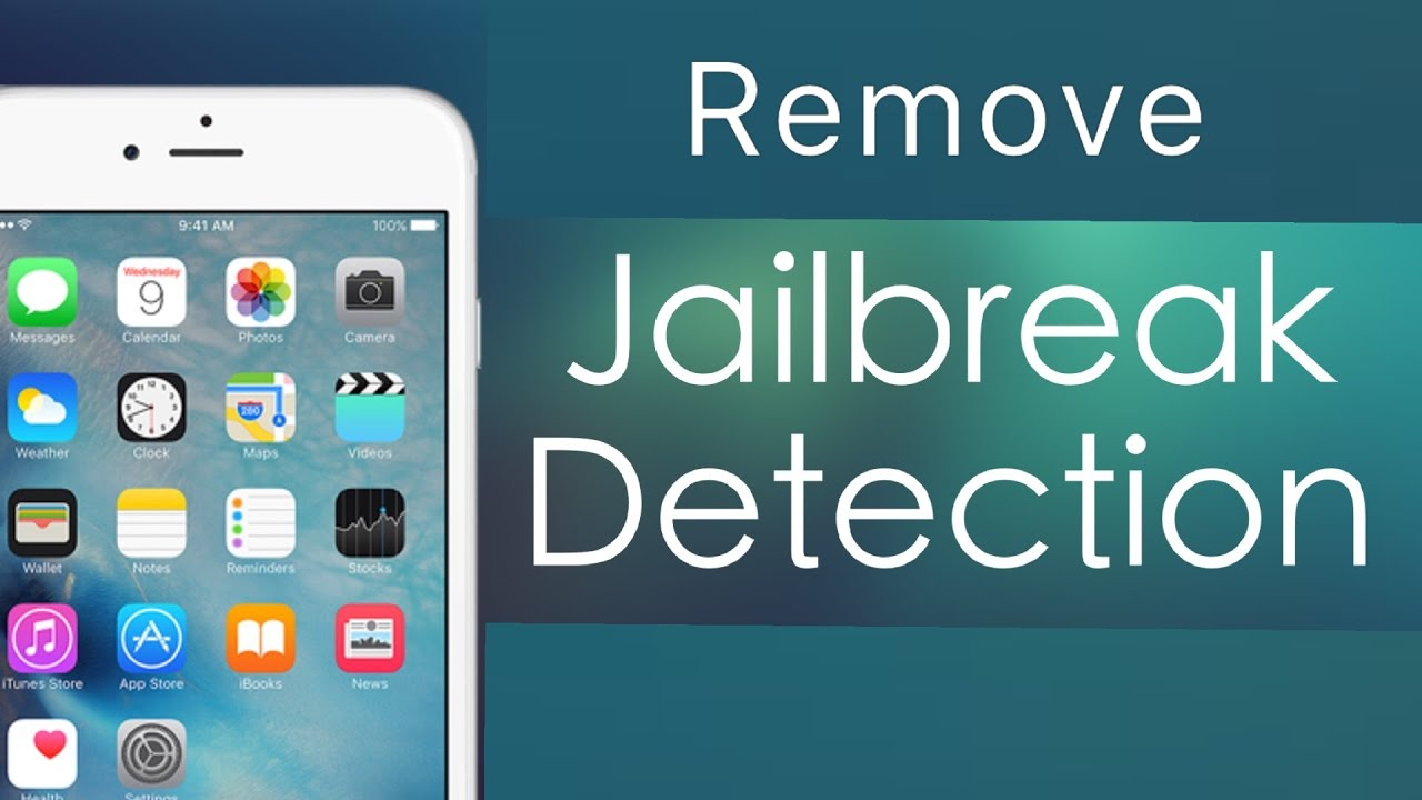 Remove jailbreak detection for any app or game - Phone Hackers