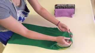 How To Fold Clothes (Best Method!)