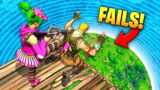 FORTNITE FAILS & Epic Wins! #20 (Fortnite Battle Royale Funny Moments) thumbnail