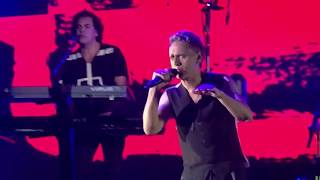 Depeche Mode - Insight (live) - Hollywood Bowl - October 16, 2017 HD