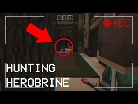 Hunting Herobrine (Full Minecraft Horror Movie) Ft. ItsDylan