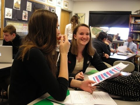 A Glance Back: Images from 2013-2014 at Manlius Pebble Hill School