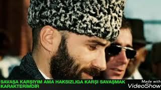 Çeçen Lideri ŞAMİL BASAYEV