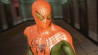 The Amazing Spider-Man Video Game Walkthrough - Chapter 5 To Smash the Spider