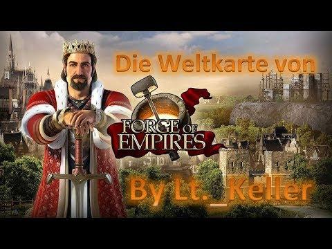 Forge Of Empires Karte Komplettlösung.Foe Die Weltkarte By Lt Keller