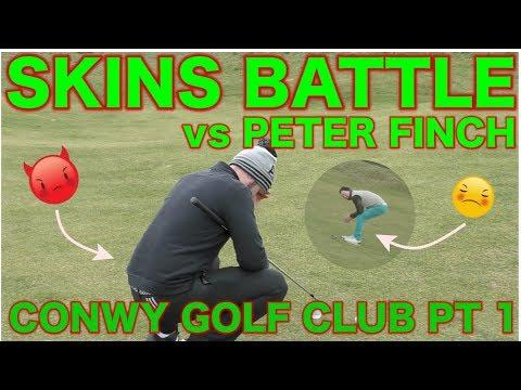 SKINS BATTLE vs PETER FINCH - HULK IS BACK
