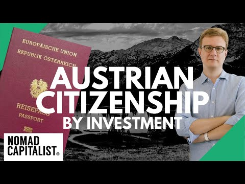 Austrian Citizenship by Investment isn't for Most People
