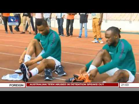 Sports Tonight: Update Rio Olympics Preparations 9 Days To D day Pt 1
