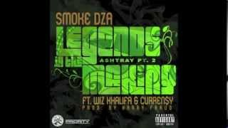 Watch Smoke Dza Legends In The Making video