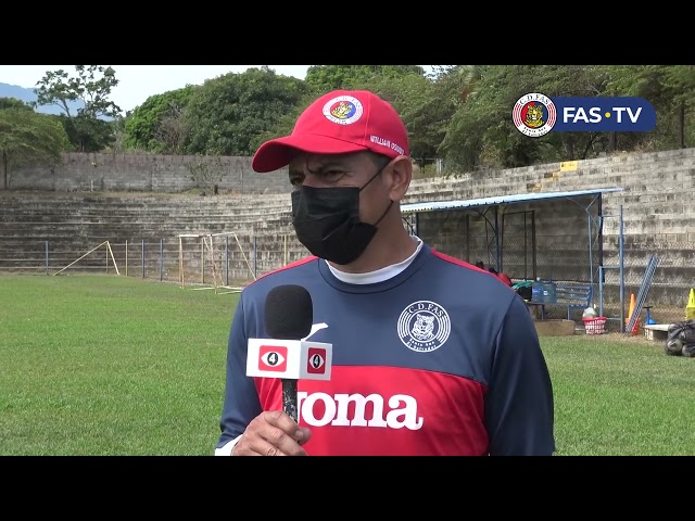 Declaraciones William Osorio   FAS vs Firpo   Jornada 4  - Fase 2   Clausura 2021