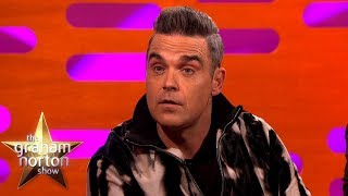 Robbie Williams Hid Geri Halliwell in the Boot of His Car | The Graham Norton Show