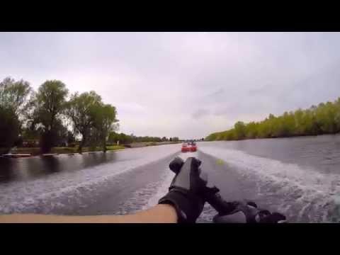 Water Ski Jumping