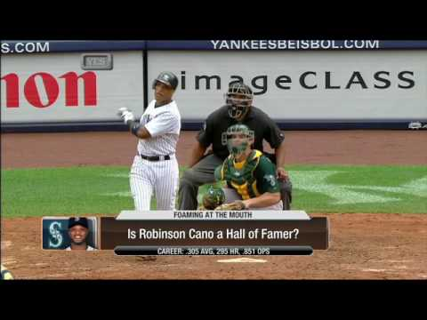 Is Robinson Cano a future Hall of Famer?