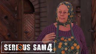 Serious Sam 4 • #7 В ЧУЖОЙ МОНАСТЫРЬ