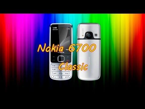 Обзор и распаковка Nokia 6700 Classic