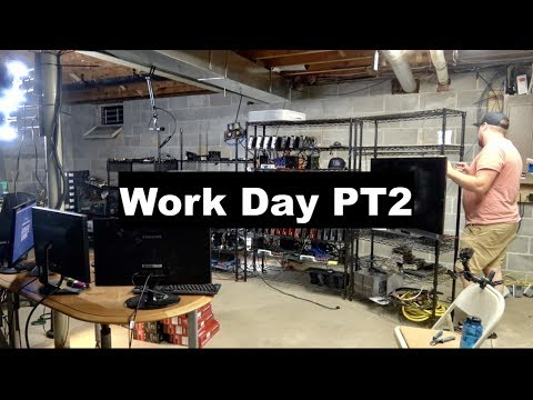 Breaking Ethereum Work Day PT2 (Live)
