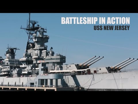 Terrifying: How The Battleship USS NEW JERSEY Fought The Vietnam-W4r
