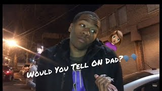 Would You Tell Your Mom if Dad Cheated?