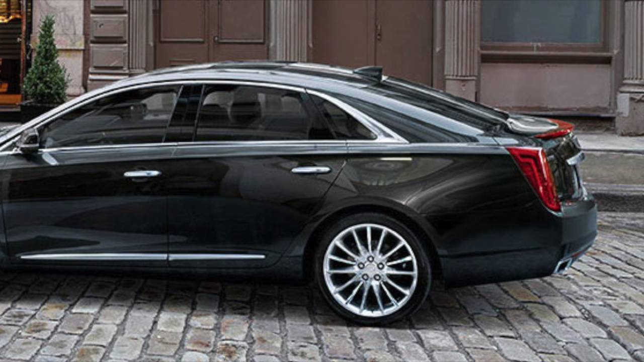 Cadillac San Antonio >> 2017 Cadillac XTS in San Antonio | Cavender Cadillac - YouTube