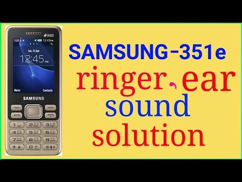 Samsung b351ringer  ear sound problem हिन्दी,Samsung b351 no ringtone ear sound problem हिंदी में  ,