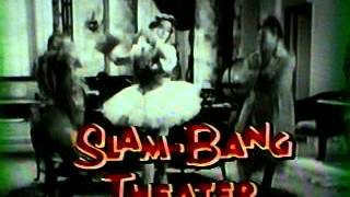Three Stooges intro Slam Bang Theater
