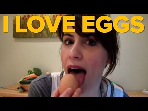I love egg - The egg song