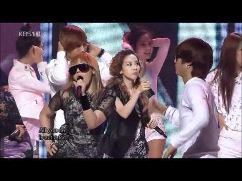 2NE1 - Go Away 101212
