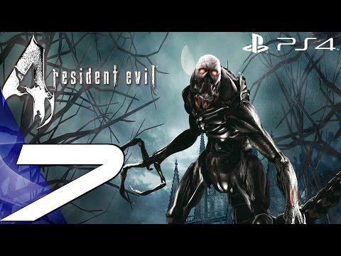 Resident Evil 4 Ps4 Gameplay Walkthrough Part 7 Verdugo Boss