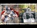 VLOG | Jak jsme spali v lese? - Co jím? - Kosmetické novinky | Markéta Venená