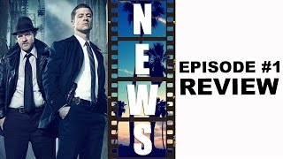 Gotham Pilot aka Episode 1 Review! Fox's Jim Gordon, Fish Mooney, Joker! - Beyond The Trailer