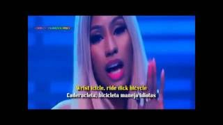 Ariana Grande - Side To Side ft. Nicki Minaj Subtitulada en Español + Lyrics