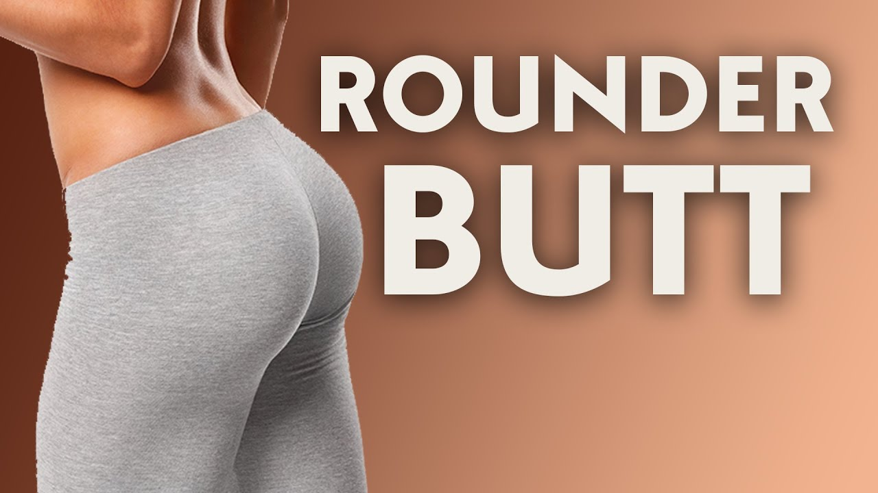 Ways your butt changes, by decade