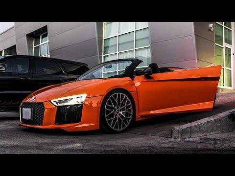 Lleve Un Audi R8 V10 Spyder Por Un Helado | GOMFIE