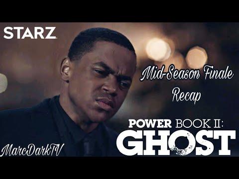 Download POWER BOOK II: GHOST EPISODE 5 MID-SEASON FINALE RECAP!!!